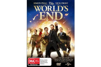 The Worlds End DVD Region 4