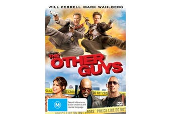 The Other Guys DVD Region 4