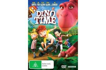 Dino Time DVD Region 4