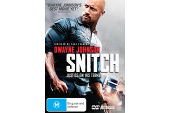 Snitch DVD Region 4