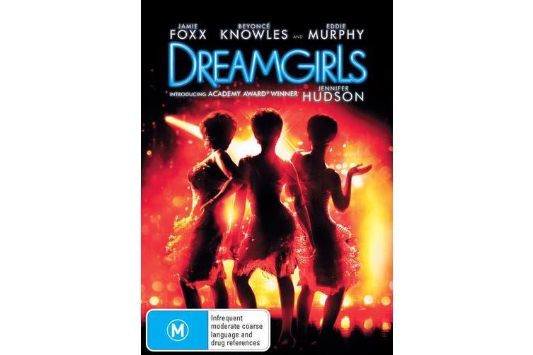 Dreamgirls DVD Region 4
