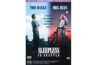 Sleepless in Seattle DVD Region 4