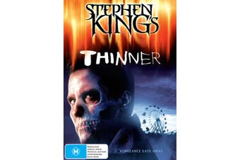 Stephen Kings Thinner DVD Region 4