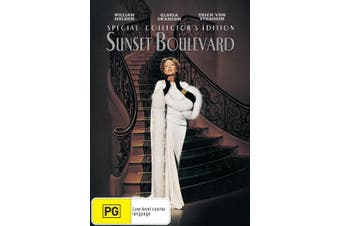 Sunset Boulevard DVD Region 4