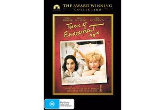 Terms of Endearment DVD Region 4