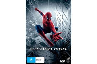 Spider Man DVD Region 4