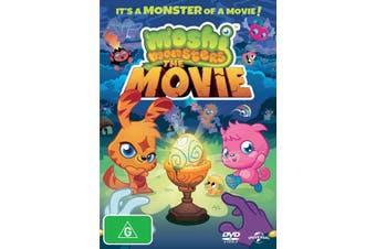 Moshi Monsters The Movie DVD Region 4