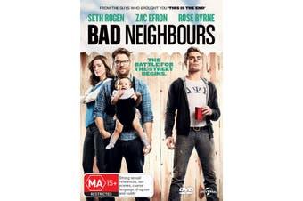 Bad Neighbours DVD Region 4