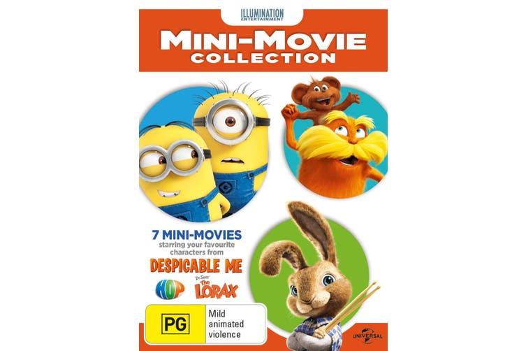 Illumination Mini movies DVD Region 4