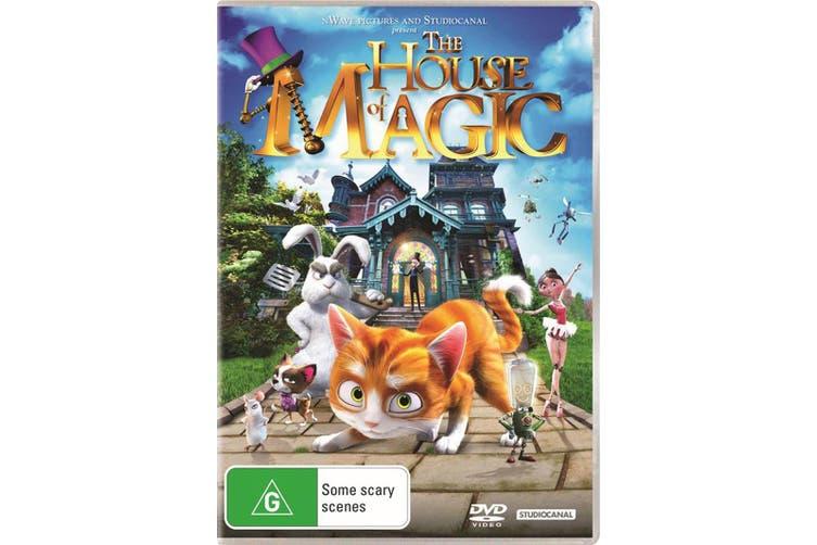 The House of Magic DVD Region 4