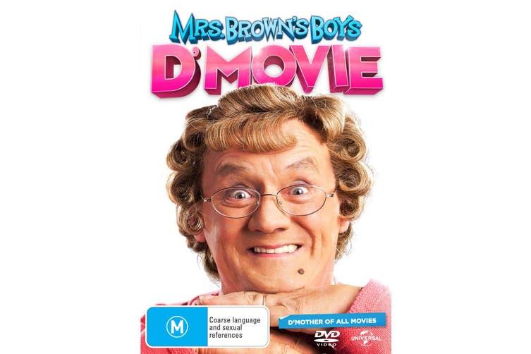 Mrs Browns Boys Dmovie DVD Region 4