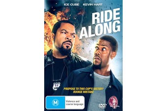 Ride Along DVD Region 4