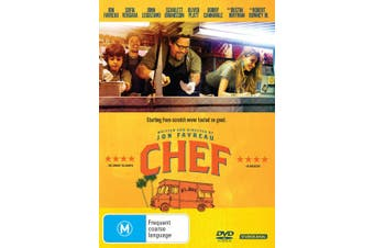 Chef DVD Region 4