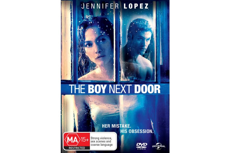 The Boy Next Door DVD Region 4