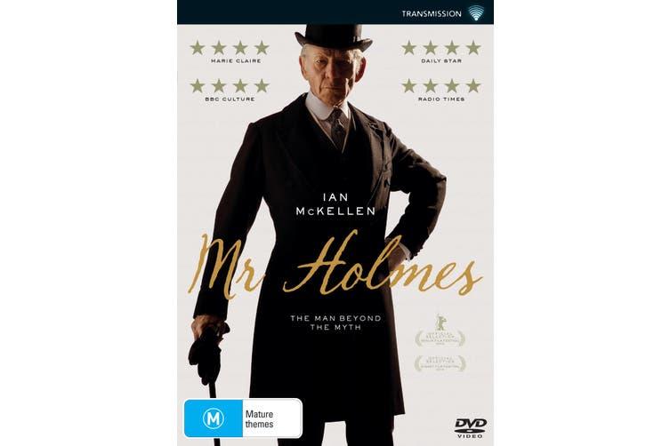 Mr Holmes DVD Region 4