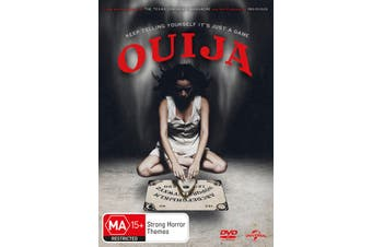 Ouija DVD Region 4