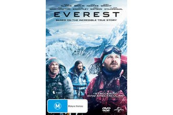 Everest DVD Region 4