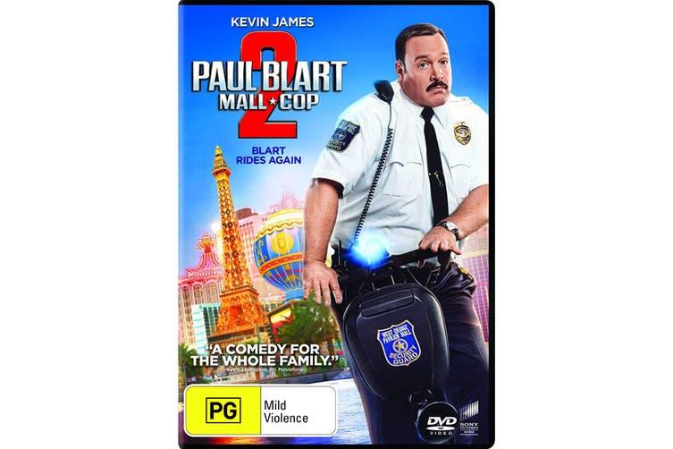 Paul Blart Mall Cop 2 DVD Region 4