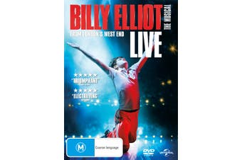 Billy Elliot the Musical DVD Region 4