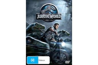 Jurassic World DVD Region 4
