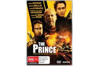 The Prince DVD Region 4