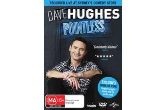 Dave Hughes Pointless DVD Region 4