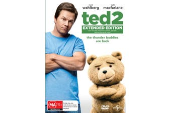Ted 2 Extended Edition DVD Region 4