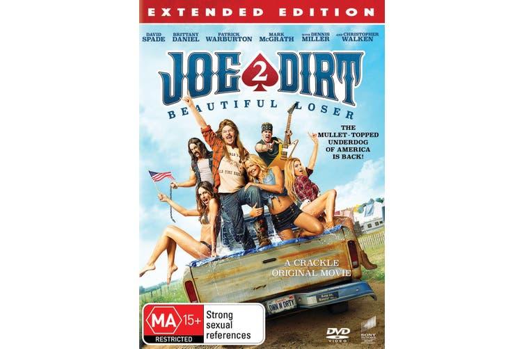 Joe Dirt 2 Beautiful Loser DVD Region 4