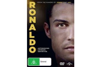 Ronaldo DVD Region 4