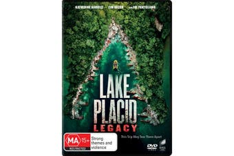 Lake Placid Legacy DVD Region 4