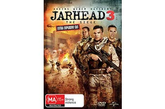 Jarhead 3 The Siege DVD Region 4
