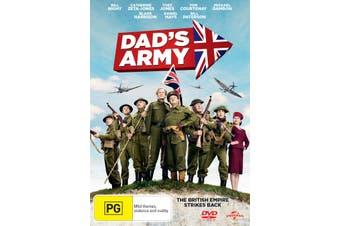 Dads Army DVD Region 4