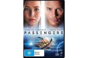 Passengers DVD Region 4