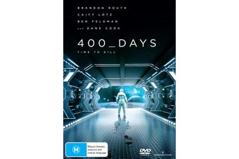 400 Days DVD Region 4