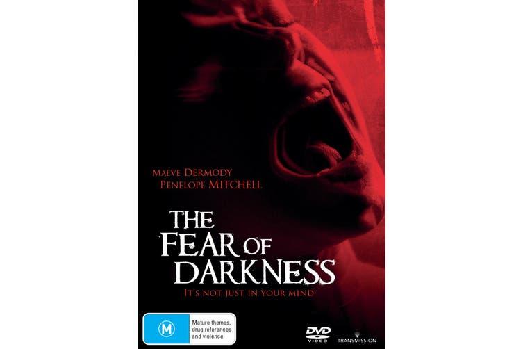 The Fear of Darkness DVD Region 4