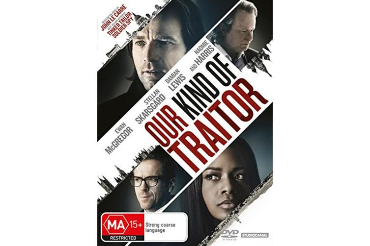Our Kind of Traitor DVD Region 4