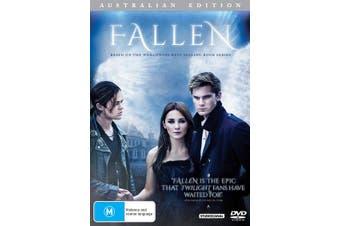Fallen DVD Region 4