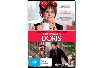 Hello My Name Is Doris DVD Region 4