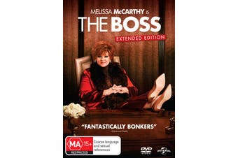 The Boss DVD Region 4