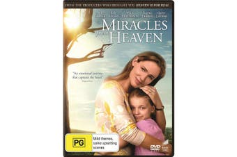 Miracles from Heaven DVD Region 4