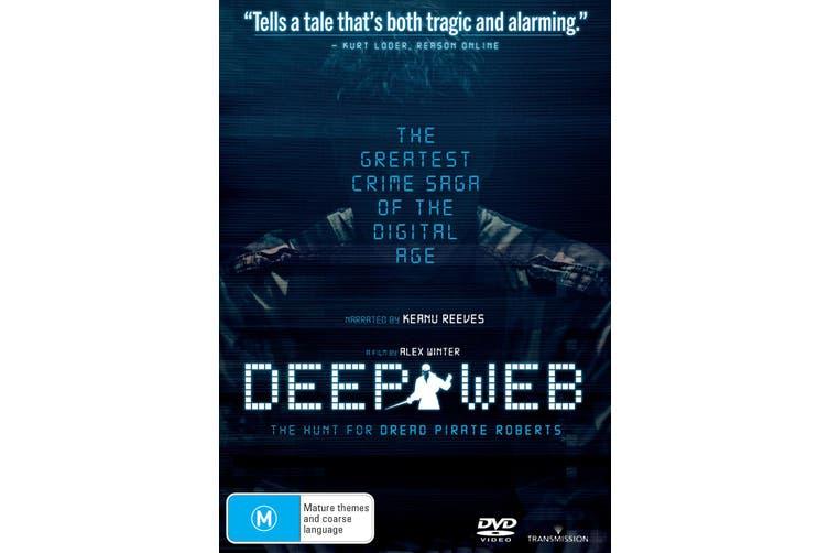 Deep Web DVD Region 4