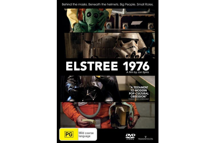 Elstree 1976 DVD Region 4