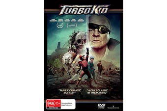 Turbo Kid DVD Region 4