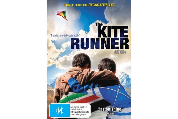 The Kite Runner DVD Region 4
