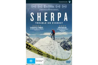 Sherpa DVD Region 4