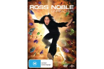 Ross Noble Unrealtime DVD Region 4