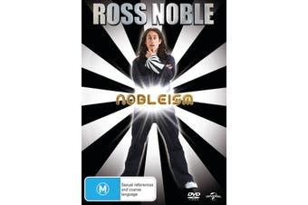 Ross Noble Nobleism DVD Region 4