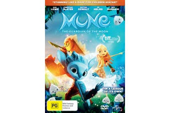Mune The Guardian of the Moon DVD Region 4