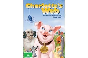 Charlottes Web DVD Region 4