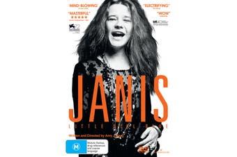 Janis Little Girl Blue DVD Region 4